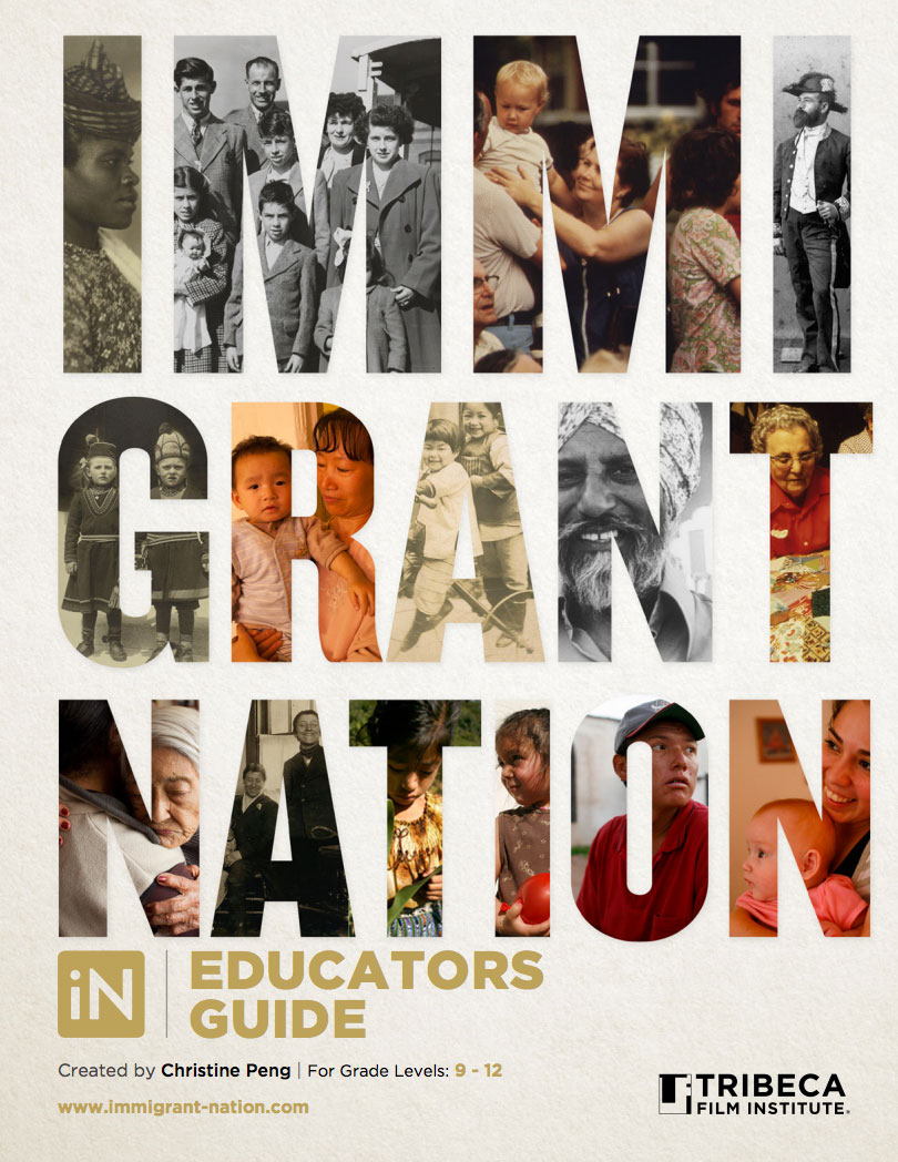 Immigrant Nation Educators Guide
